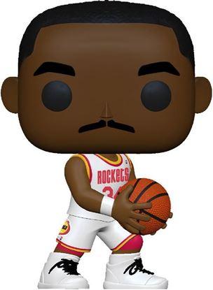 Picture of NBA Legends POP! Sports Vinyl Figura Hakeem Olajuwon (Rockets Home) 9 cm