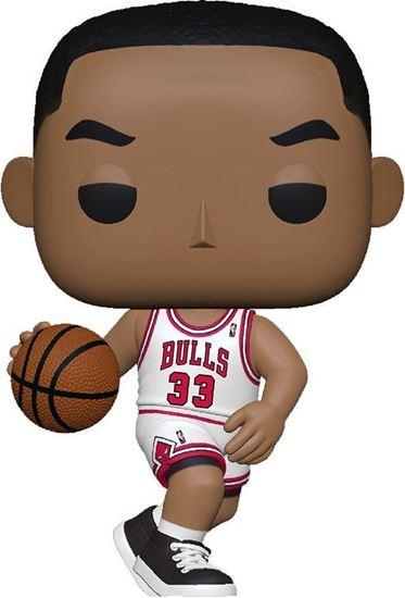 Picture of NBA Legends POP! Sports Vinyl Figura Scottie Pippen (Bulls Home) 9 cm