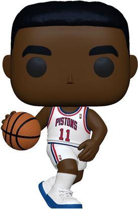 Picture of NBA Legends POP! Sports Vinyl Figura Isiah Thomas (Pistons Home) 9 cm