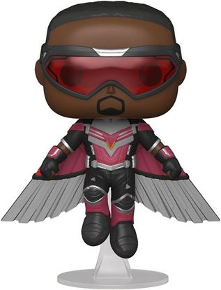Picture of The Falcon and the Winter Soldier Figura POP! Vinyl Falcon Flying 9 cm