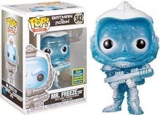 Picture of Figura Funko Pop Batman Y Robin: Mr Freeze 342 2020 Summer Convention
