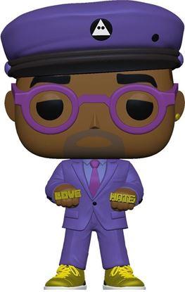 Picture of Spike Lee Figura POP! Directors Vinyl Spike Lee (Purple Suit) 9 cm