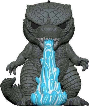 Picture of Godzilla Vs Kong Figura POP! Movies Vinyl Godzilla Fire Breathing 9 cm