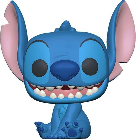 Picture of Lilo & Stitch POP! Disney Vinyl Super Sized Jumbo Figura Stitch 25 cm