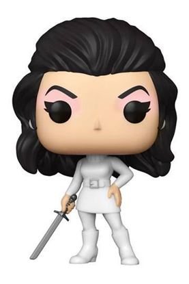 Picture of Wonder Woman 80th Anniversary Figura POP! Heroes Vinyl The New WW (1968) 9 cm DISPONIBLE APROX. 7/2021