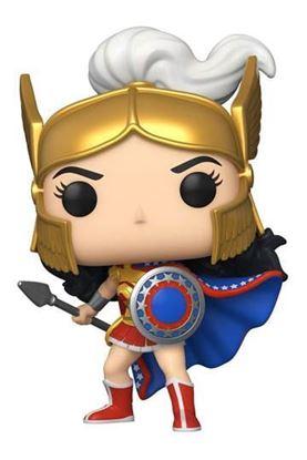 Picture of DC Comics Figura POP! Heroes Vinyl Wonder Woman 80th - Wonder Woman (Challenge Of The Gods) 9 cm