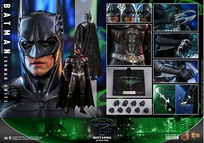 Picture of Batman Forever Figura Movie Masterpiece 1/6 Batman (Sonar Suit) 30 cm