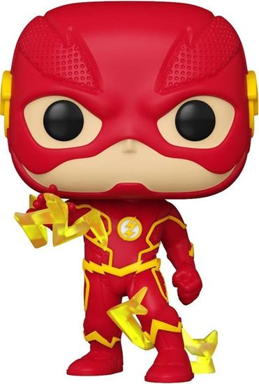 Picture of The Flash Figura POP! Heroes Vinyl The Flash 9 cm