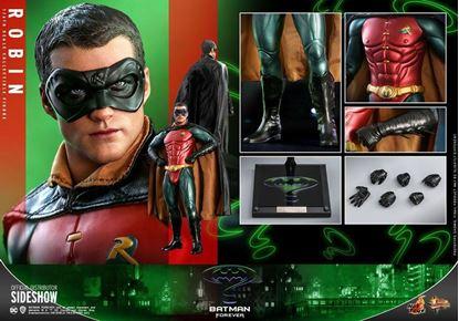 Picture of Batman Forever Figura Movie Masterpiece 1/6 Robin 30 cm RESERVA