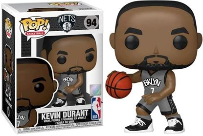 Picture of NBA POP! Sports Vinyl Figura Kevin Durant (Nets) 9 cm