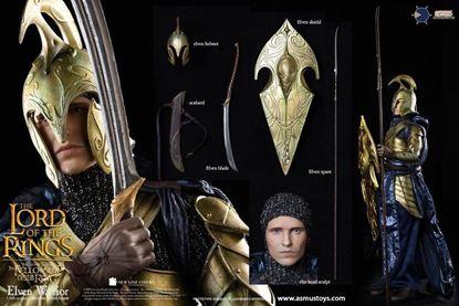 Picture of El Señor de los Anillos Figura 1/6 Elven Warrior 30 cm