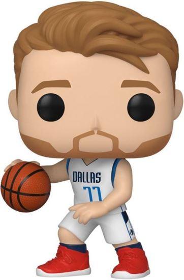 Picture of NBA POP! Sports Vinyl Figura Luka Doncic (Dallas Mavericks) 9 cm