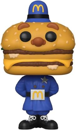 Picture of McDonald's Figura POP! Ad Icons Vinyl Officer Mac 9 cm