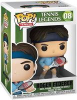Picture of Tennis Legends POP! Sports Vinyl Figura Roger Federer 9 cm