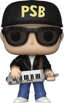 Picture of Pet Shop Boys POP! Rocks Vinyl Figura Chris Lowe 9 cm