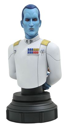 Picture of Star Wars Rebels Busto 1/7 Grand Admiral Thrawn 15 cm