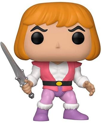 Picture of Masters of the Universe POP! Animation Vinyl Figura Prince Adam 9 cm