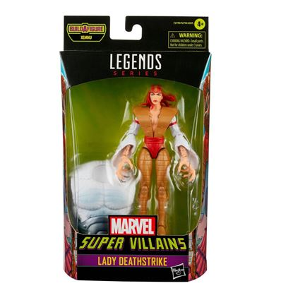 Picture of Marvel Legends Series Figuras 15 cm 2021 Super Villains Wave 1 LADY  DEATHSTRIKE