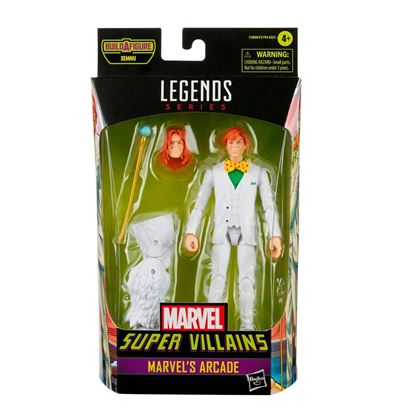 Picture of Marvel Legends Series Figuras 15 cm 2021 Super Villains Wave 1 MARVEL´S ARCADE