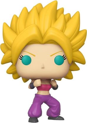 Picture of Dragon Ball Super Figura POP! Animation Vinyl Super Saiyan Caulifla 9 cm