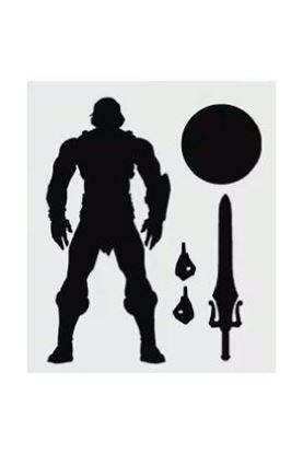 Picture of HE-MAN CLASSIC FIGURA 18 CM MASTERS OF THE UNIVERSE REVELATION