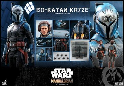 Picture of Star Wars The Mandalorian Figura 1/6 Bo-Katan Kryze 28 cm RESERVA