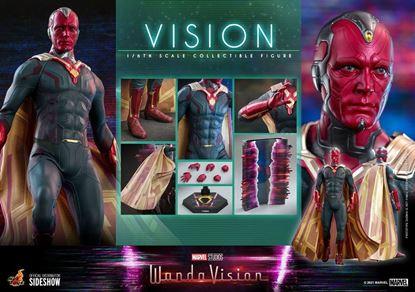 Picture of WandaVision Figura 1/6 Vision 31 cm RESERVA