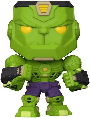 Picture of Marvel Mech Figura POP! Vinyl Hulk 9 cm. DISPONIBLE APROX: JUNIO 2021
