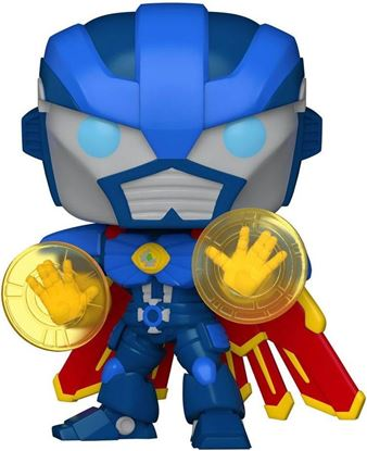 Picture of Marvel Mech Figura POP! Vinyl Dr. Strange 9 cm. DISPONIBLE APROX: JUNIO 2021