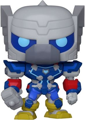 Picture of Marvel Mech Figura POP! Vinyl Thor 9 cm. DISPONIBLE APROX: JUNIO 2021