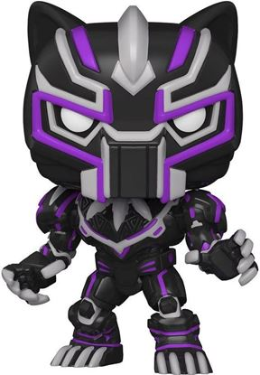Picture of Marvel Mech Figura POP! Vinyl Black Panther 9 cm. DISPONIBLE APROX: JUNIO 2021