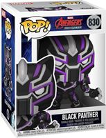 Picture of Marvel Mech Figura POP! Vinyl Black Panther 9 cm. DISPONIBLE APROX: JUNIO 2021