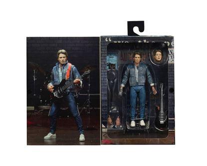 Picture of Regreso al Futuro Figura Ultimate Marty McFly (Audition) 18 cm