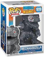Picture of Godzilla Vs Kong Figura POP! Movies Vinyl Mechagodzilla (Metallic) 9 cm