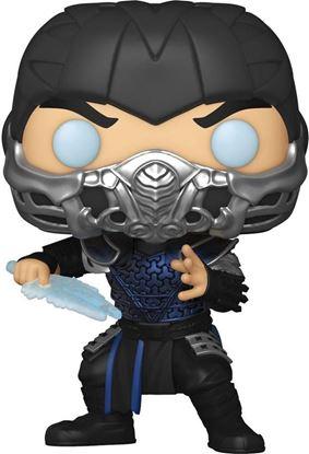 Picture of Mortal Kombat Movie POP! Movies Vinyl Figura Sub Zero 9 cm. DISPONIBLE APROX: JUNIO 2021