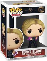 Picture of Mortal Kombat Movie POP! Movies Vinyl Figura Sonya Blade 9 cm. DISPONIBLE APROX: JUNIO 2021