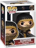 Picture of Mortal Kombat Movie POP! Movies Vinyl Figura Scorpion 9 cm. DISPONIBLE APROX: JUNIO 2021