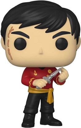 Picture of Star Trek: The Original Series POP! TV Vinyl Figura Sulu 9 cm. DISPONIBLE APROX: OCTUBRE 2021