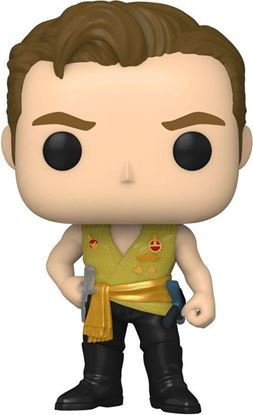 Picture of Star Trek: The Original Series POP! TV Vinyl Figura Captain Kirk  9 cm. DISPONIBLE APROX: OCTUBRE 2021