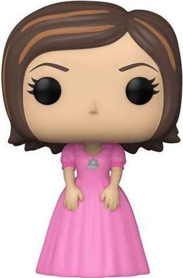 Picture of Friends Figura POP! TV Vinyl Rachel in Pink Dress 9 cm