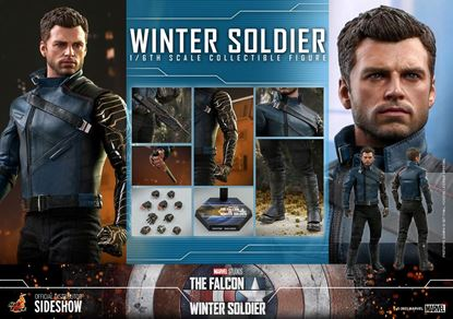 Picture of The Falcon and The Winter Soldier Figura 1/6 Winter Soldier 30 cm