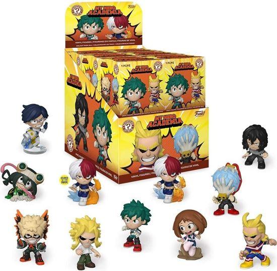Picture of Caja Sorpresa My Hero Academia Mystery Mini 6 cm