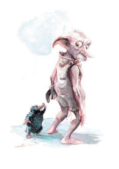 Picture of Ilustración Elfo