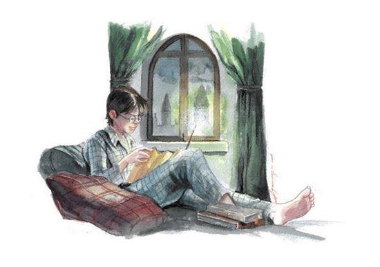 Picture of Ilustración Lumos