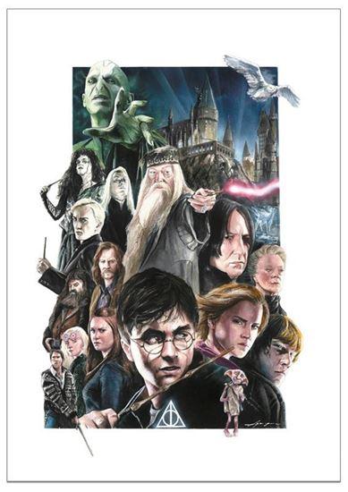 Picture of Ilustración Personajes A3