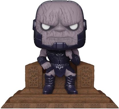 Picture of Zack Snyder's Justice League POP! Deluxe Vinyl Figura Darkseid on Throne 9 cm. DISPONIBLE APROX: OCTUBRE 2021