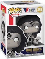 Picture of DC Comics Figura POP! Heroes Vinyl Wonder Woman 80th - Wonder Woman Black Lantern 9 cm. DISPONIBLE APROX: NOVIEMBRE 2021