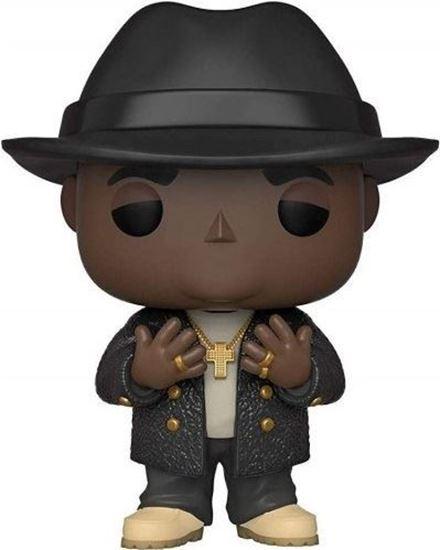 Picture of Notorious B.I.G. POP! Rocks Vinyl Figura Notorious B.I.G. 9 cm