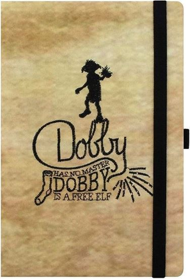 Picture of Cuaderno A5 Dobby - Harry Potter
