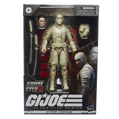 Picture of G.I. Joe Classified Series Snake Eyes: G.I. Joe Origins Figuras 2021 Wave 4 STORM SHADOW